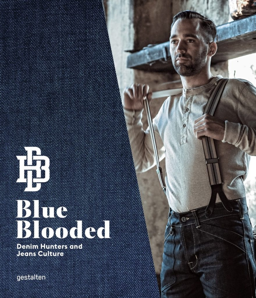 Blue Blooded book cover - 1