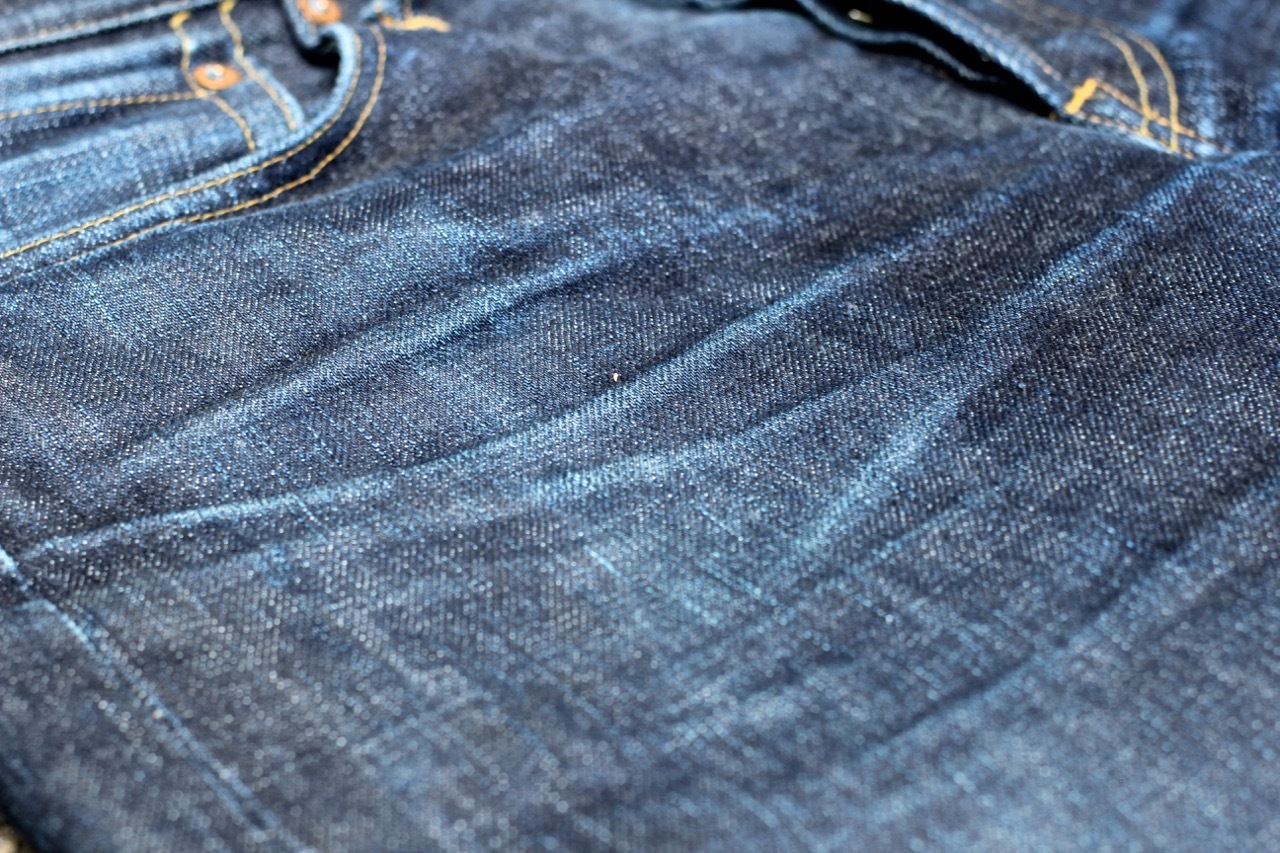 Indigofera No. 2 shrink-to-prima-fit denim fades