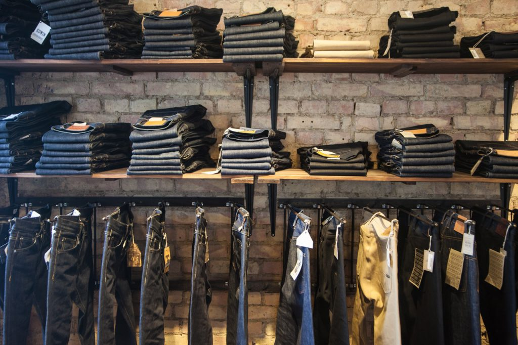 Jeans at Meadow in Malmo