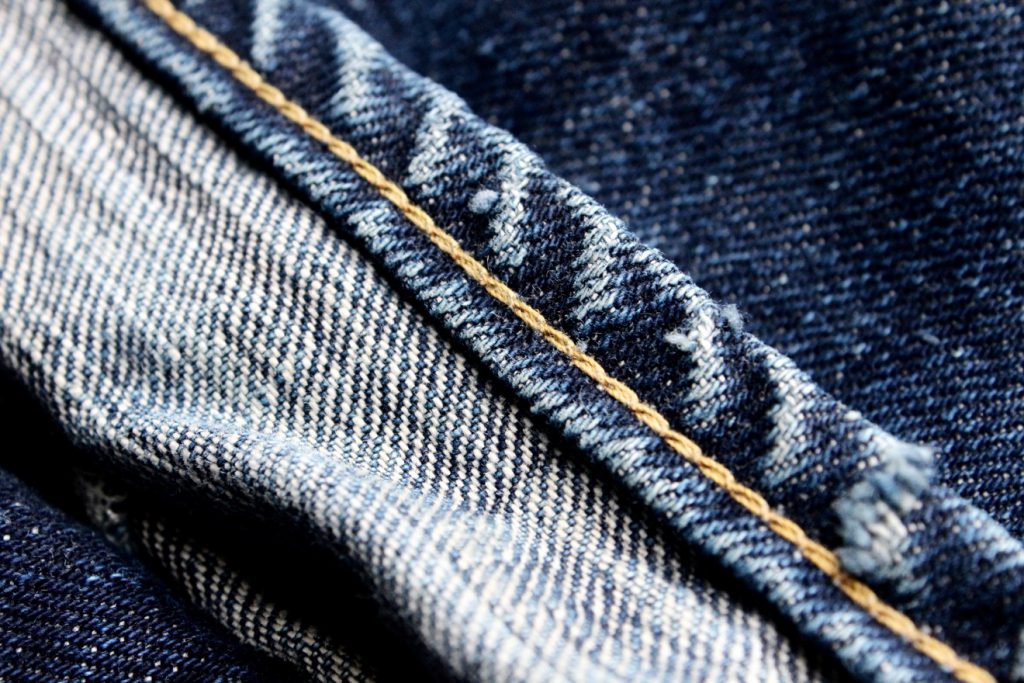 Denim glossary - chain stitch
