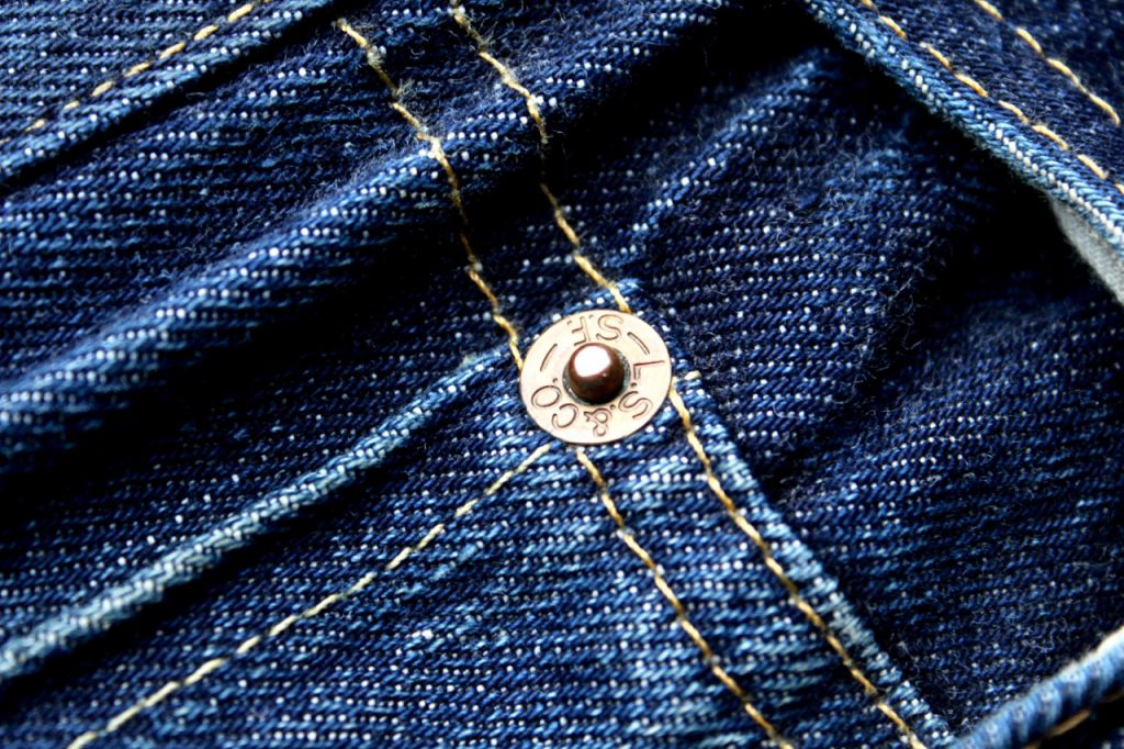 Denim glossary - rivet