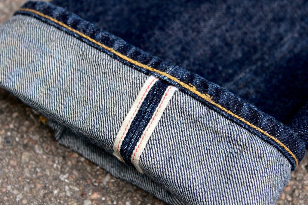 Denim glossary - selvedge denim