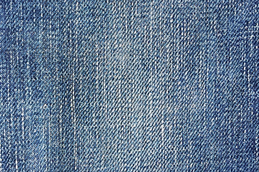 How to wash jeans - faded denim
