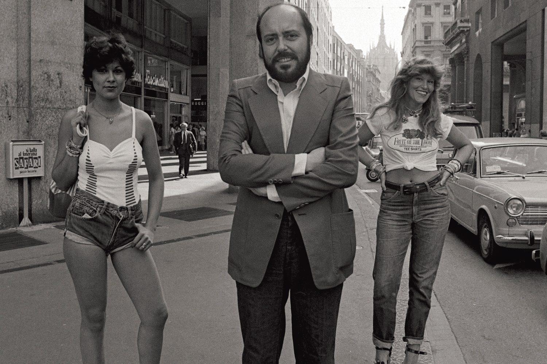 Elio Fiorucci in 1969