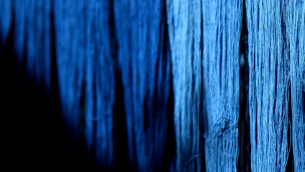 How Denim Is Made Indigo Dyeing