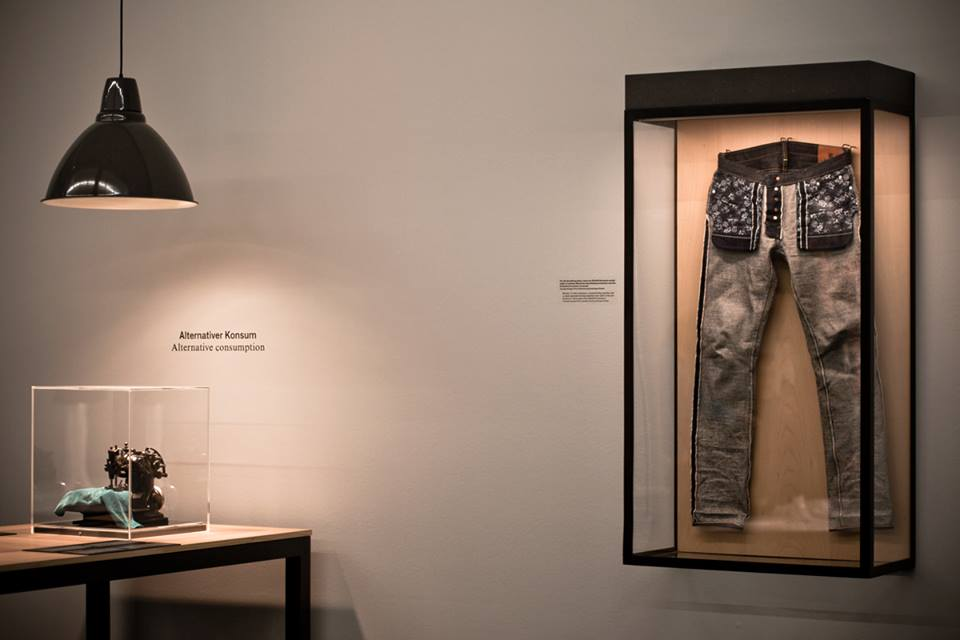 Ruffloff Garments at Deutsche Hygiene Museum Dresden