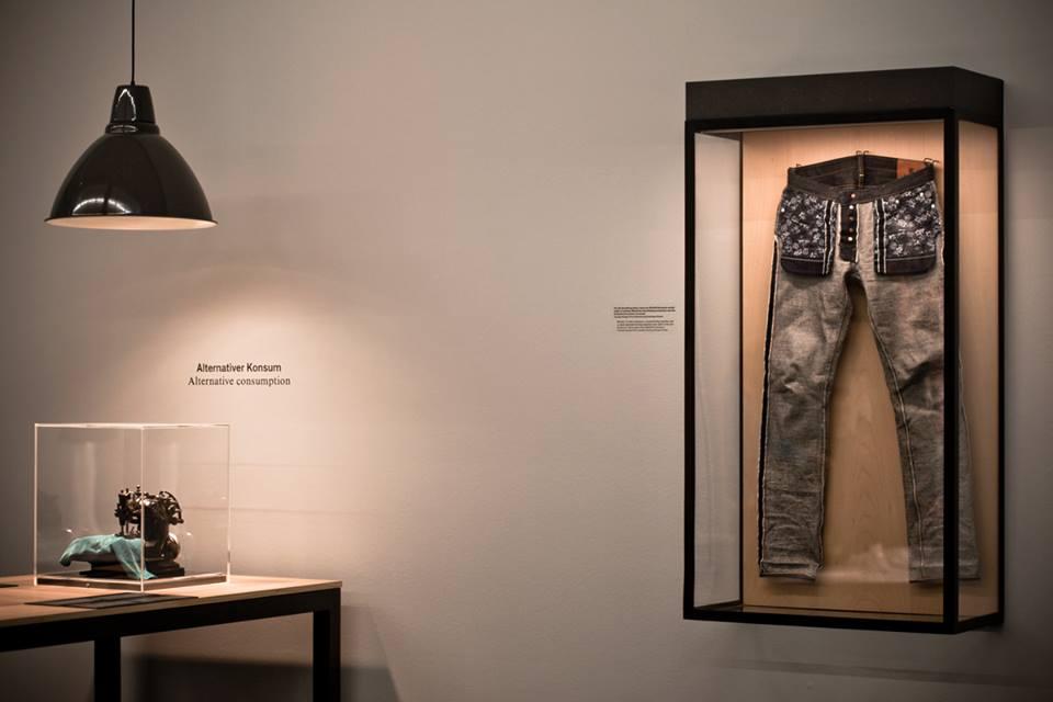 Ruffloff Garments at Deutsche Hygiene Museum Dresden