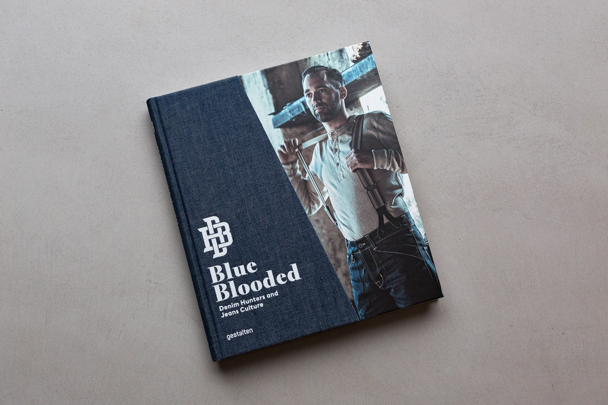 Blue Blooded book