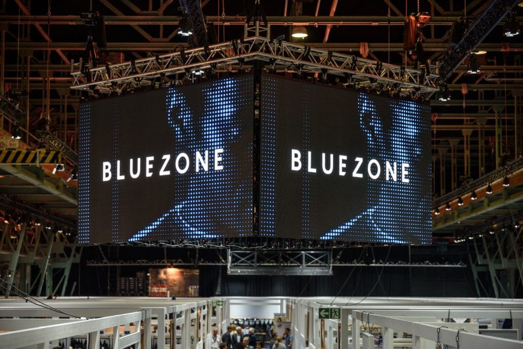 Munich Fabric Start Bluezone