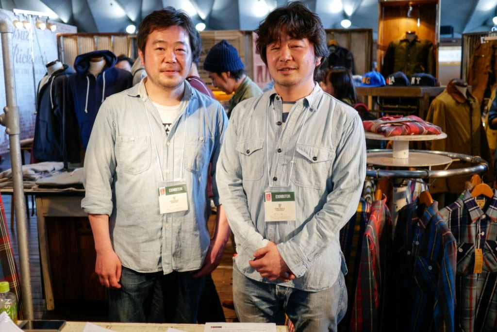 Founders of Warehouse, the Shiotani twins