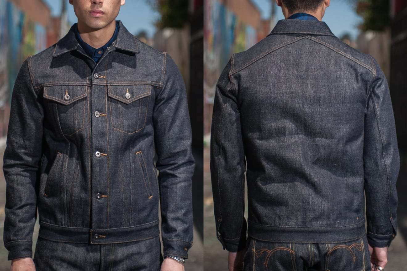 3sixteen Modified Type III Jacket Caustic Wave