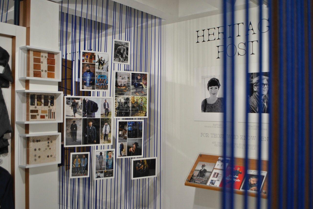 Munich Fabric Start Bluezone September 2017 Concept Zone Heritage Post community