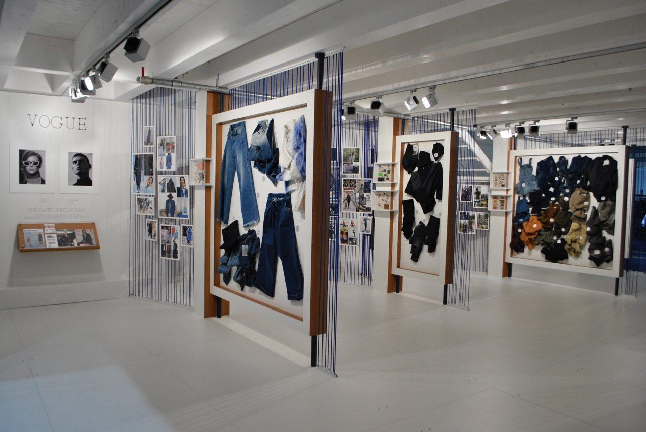 Munich Fabric Start Bluezone September 2017 Concept Zone inside