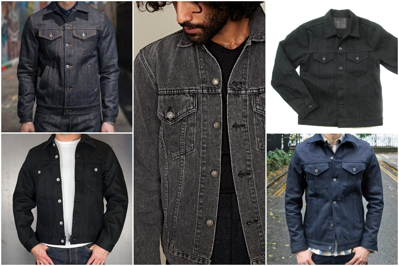 Trucker denim jackets