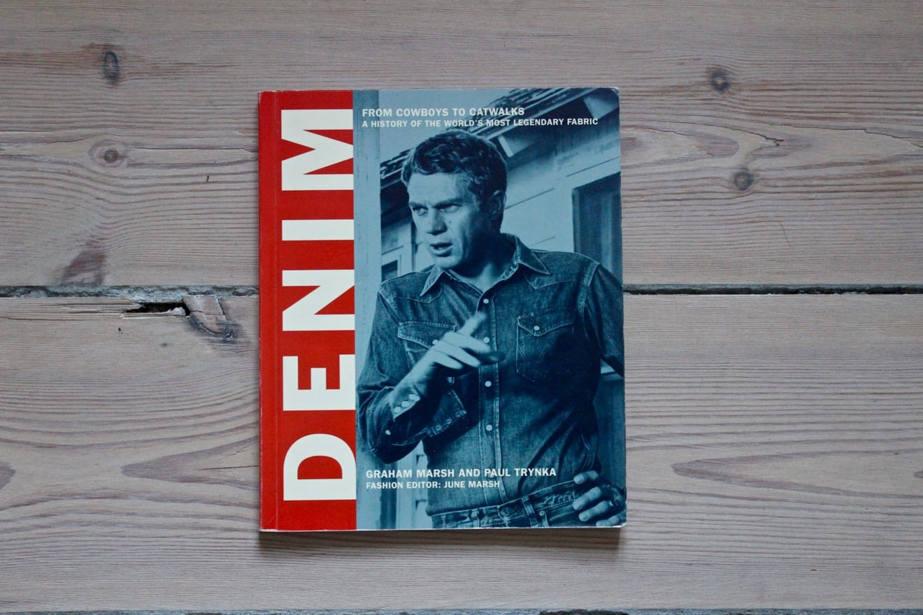 Denim books From cowboys to catwalks