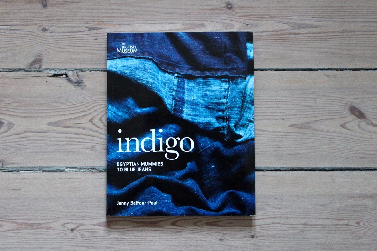 Denim books Indigo From Mummies to Blue Jeans