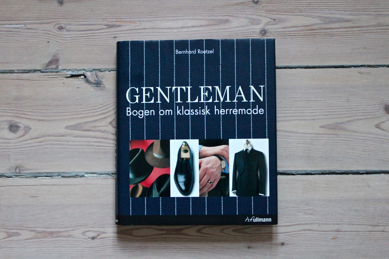 Denim books gentleman Bernhard Roetzel Danish version