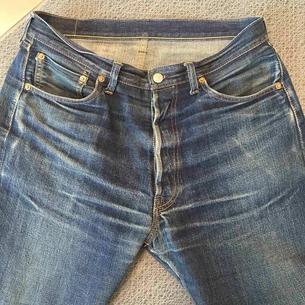 Alexander Ohlson, blue blooded instagrammer, indigovein, Denimhunters, raw denim, Japanese denim, faded jeans