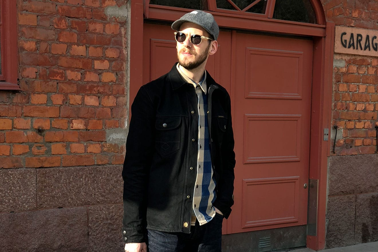 Blue Blooded, interview, Denimhunters, thedenimjournal, Red Wing Heritage, Indigofera, selvedge denim