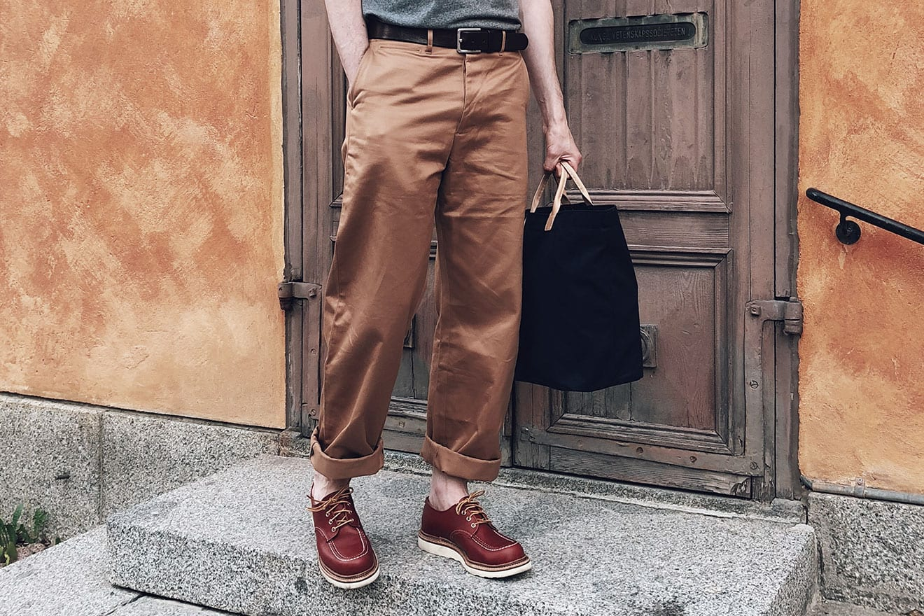 Blue Blooded, interview, Denimhunters, thedenimjournal, Red Wing Heritage, Mister Freedom