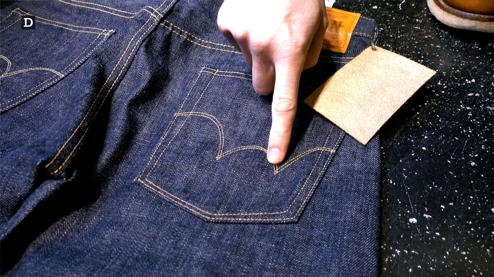 How to sell jeans course