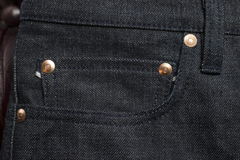 The Denim Hound x Kojima Genes x SF, collaboration jeans, raw denim, selvedge denim, japanese denim, Kojima Genes, Denimhunters