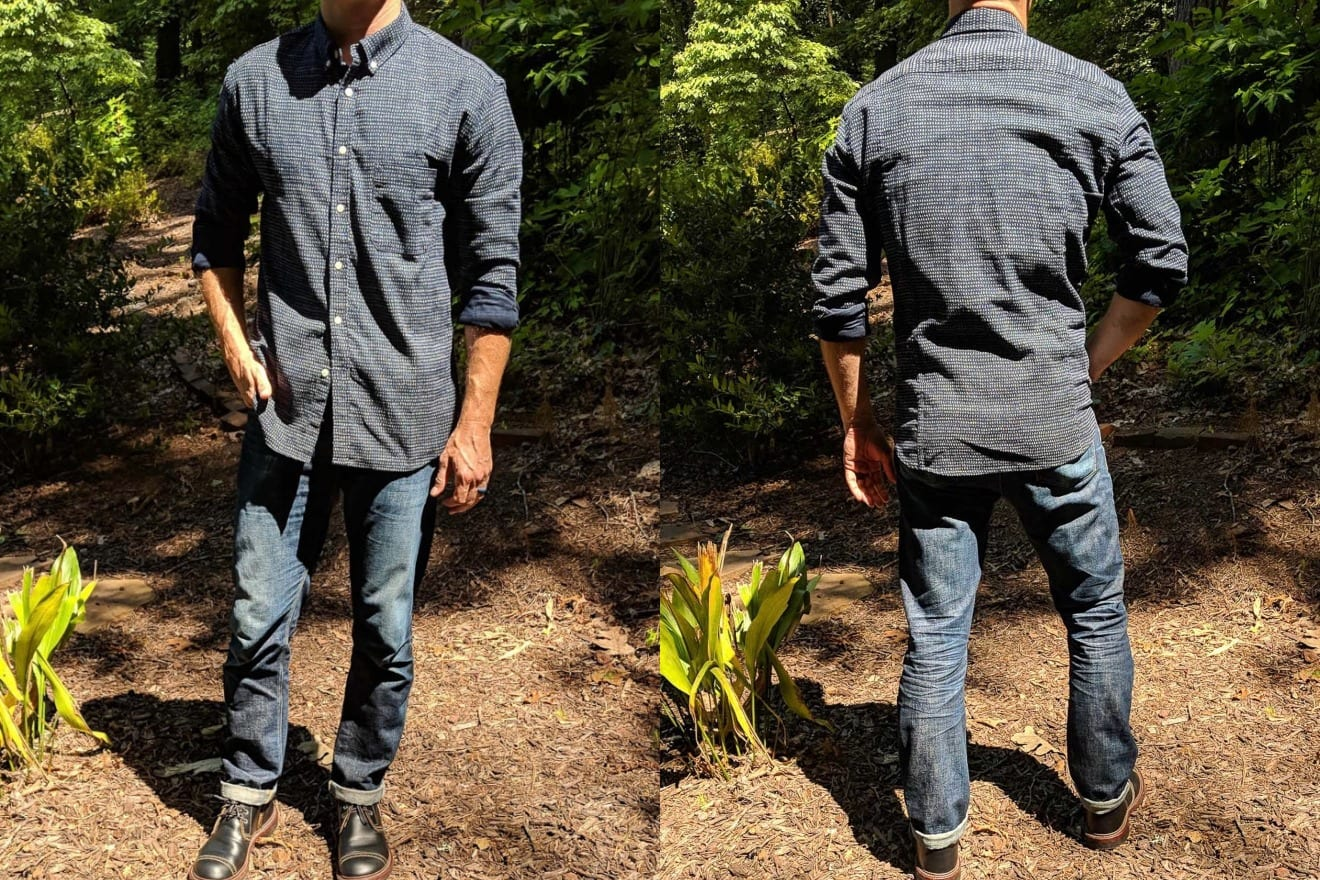 Denimhunters, Blue Blooded Q&A, ruggedworkwear, raw denim