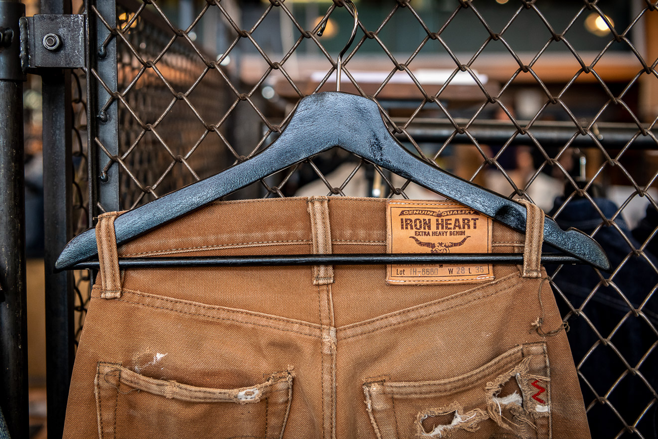 Denimhunters, Iron Heart, Alex Padmore, interview, Selvedge Run