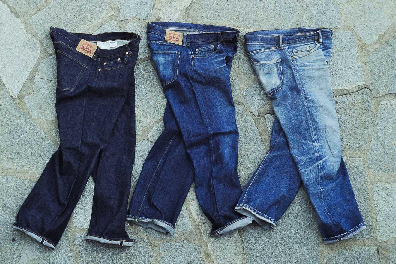 Blue Blooded, Instagrammer, volvosufu, Denimhunters, TCB Jeans, 60s, raw denim, Japanese denim, selvedge denim