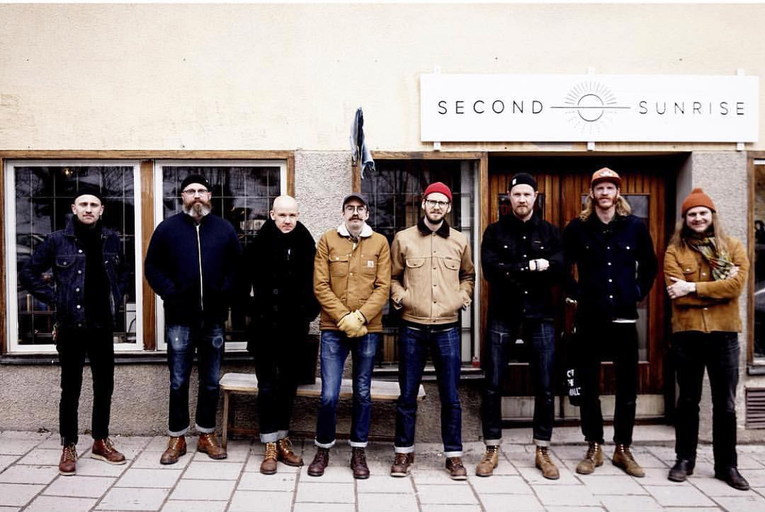 Denimhunters, Blue Blooded, Instagrammer, redrawdenim, Q&A, Sweden, Red Wings, raw denim, Second Sunrise, Stockholm