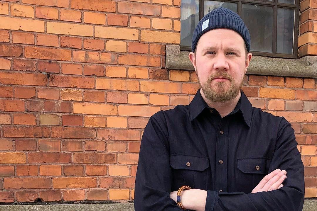 Denimhunters, Blue Blooded, Instagrammer, redrawdenim, Q&A, Sweden