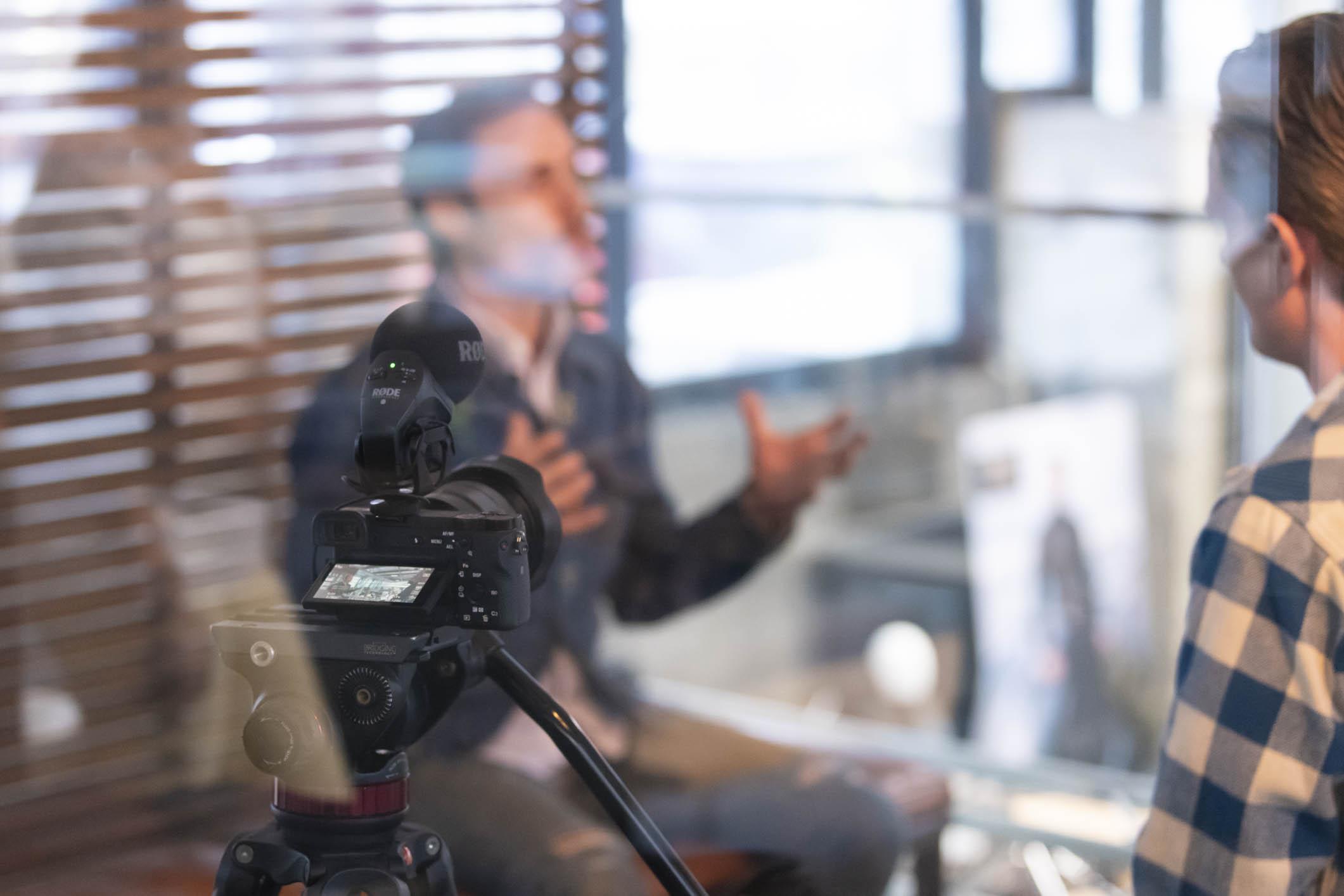 Denimhunters, interview, Simon Giuliani, Candiani Denim, Bluezone, Oddhunt, sustainable denim