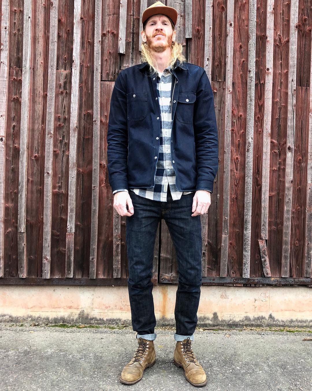 Must-follow Instagrammers, Denimhunters, raw denim, Swedish denim dudes, sennah0j