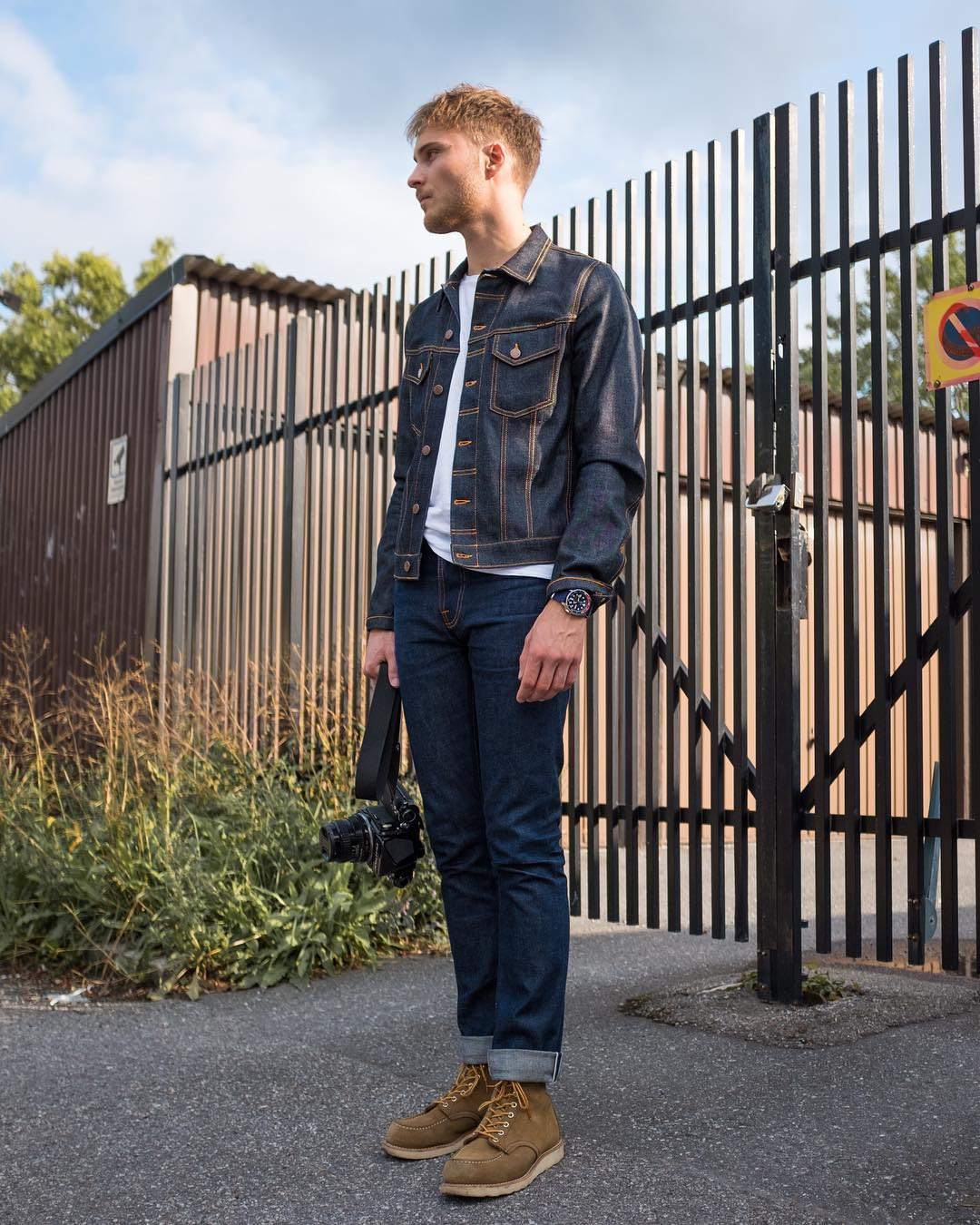 Must-follow Instagrammers, Denimhunters, raw denim, Swedish denim dudes, swedishblues