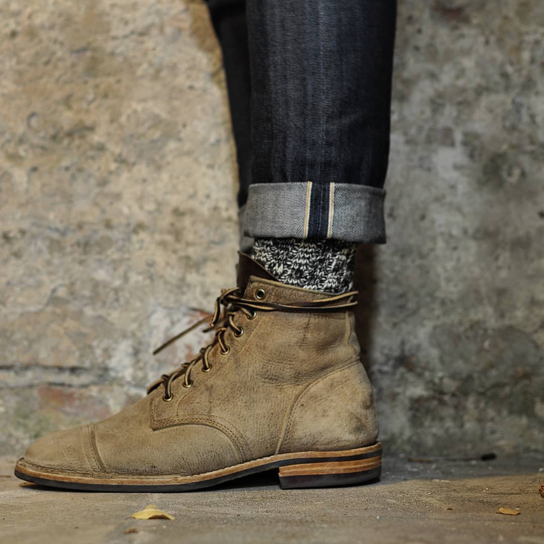 Blue Blooded, Instagrammer, michael.ow.en, Denimhunters, Truman Boots