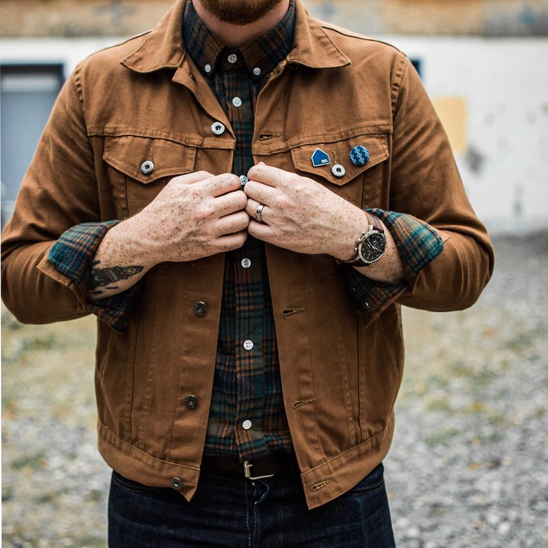 Denimhunters, stuff - fine goods, store review, stuf|f, 3sixteen, Type 3, Cal Geary, calgeary