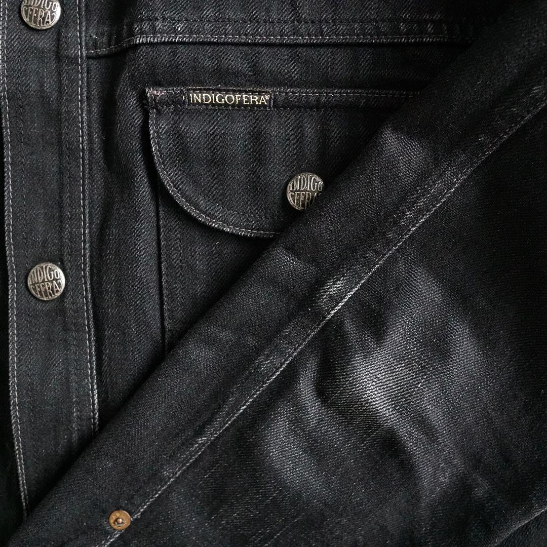 Indigofera Jeans, brand profile, Denimhunters, Gunpowder denim, selvedge denim, Japanese denim, raw denim,