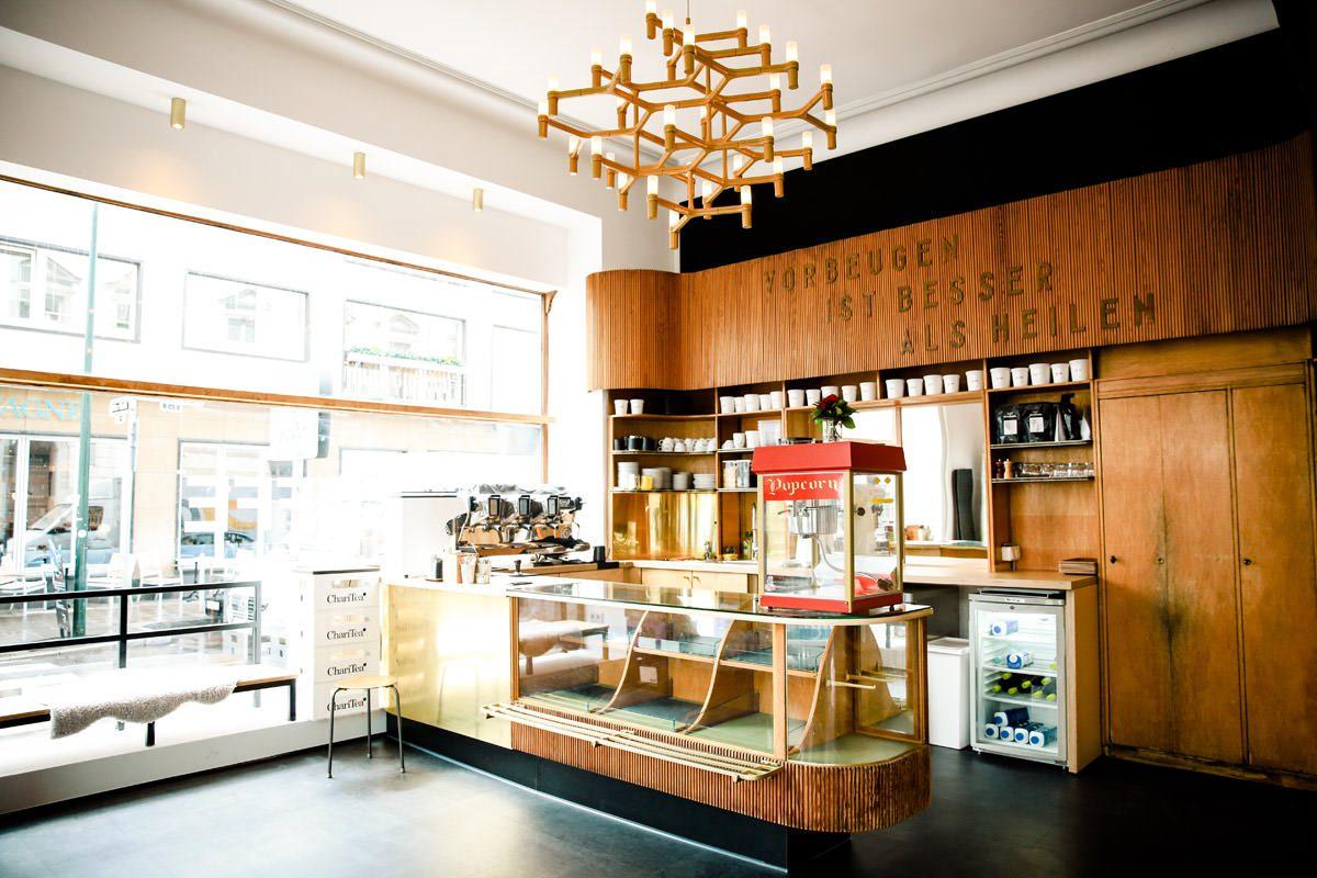 Cøffe coffee bar, Düsseldorf, Dusseldorf, Denimhunters, stuff - fine goods, store review, stuf|f