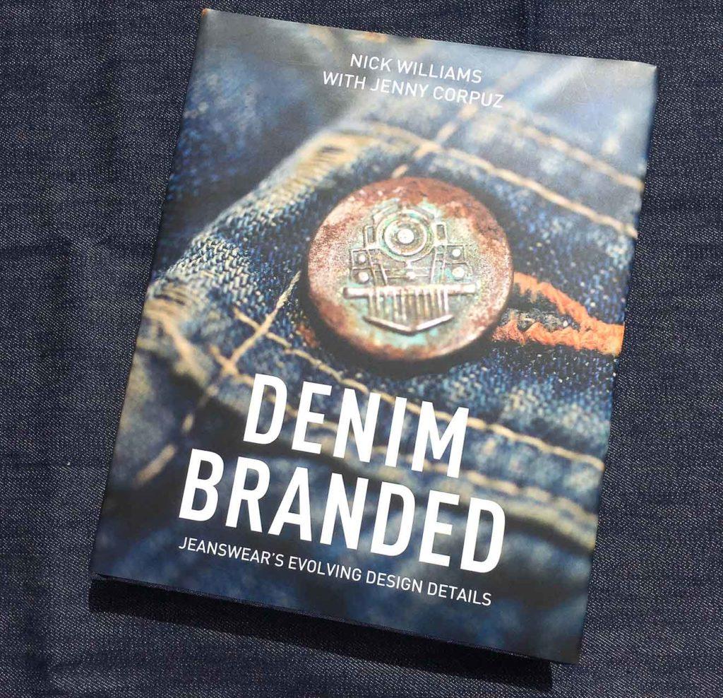 Nick Williams, Denim Branded, book, denim,