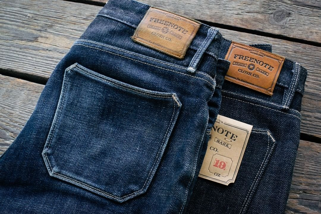 Denim Destination, Standard & Strange, Oakland, Denimhunters, Freenote Cloth,