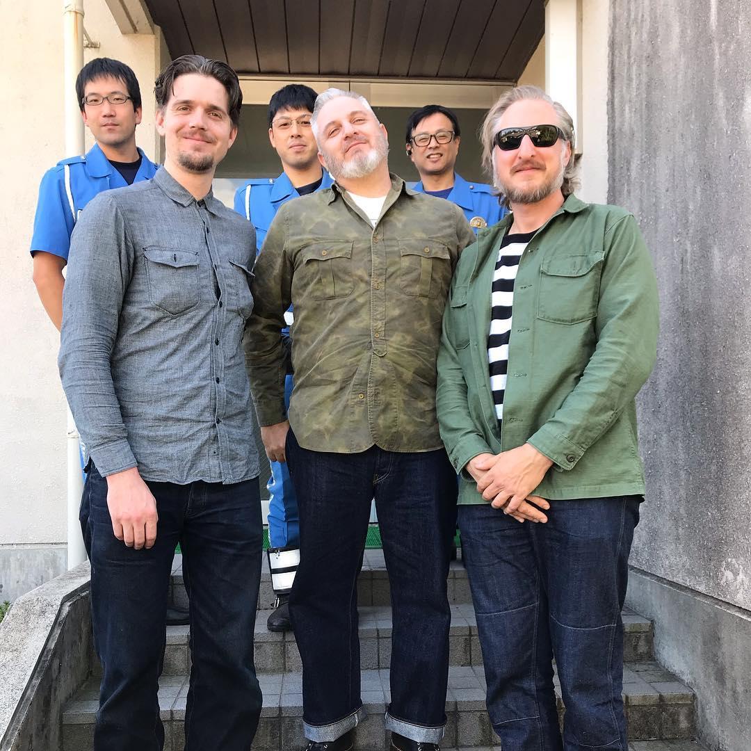Denim Destination, Standard & Strange, Oakland, Denimhunters, Neil Berrett, Jeremy Smith, John Lofgren,