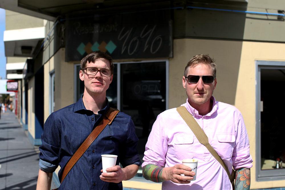 Denim Destination, Standard & Strange, Oakland, Denimhunters, Neil Berrett, Jeremy Smith, Cedar Cycling,