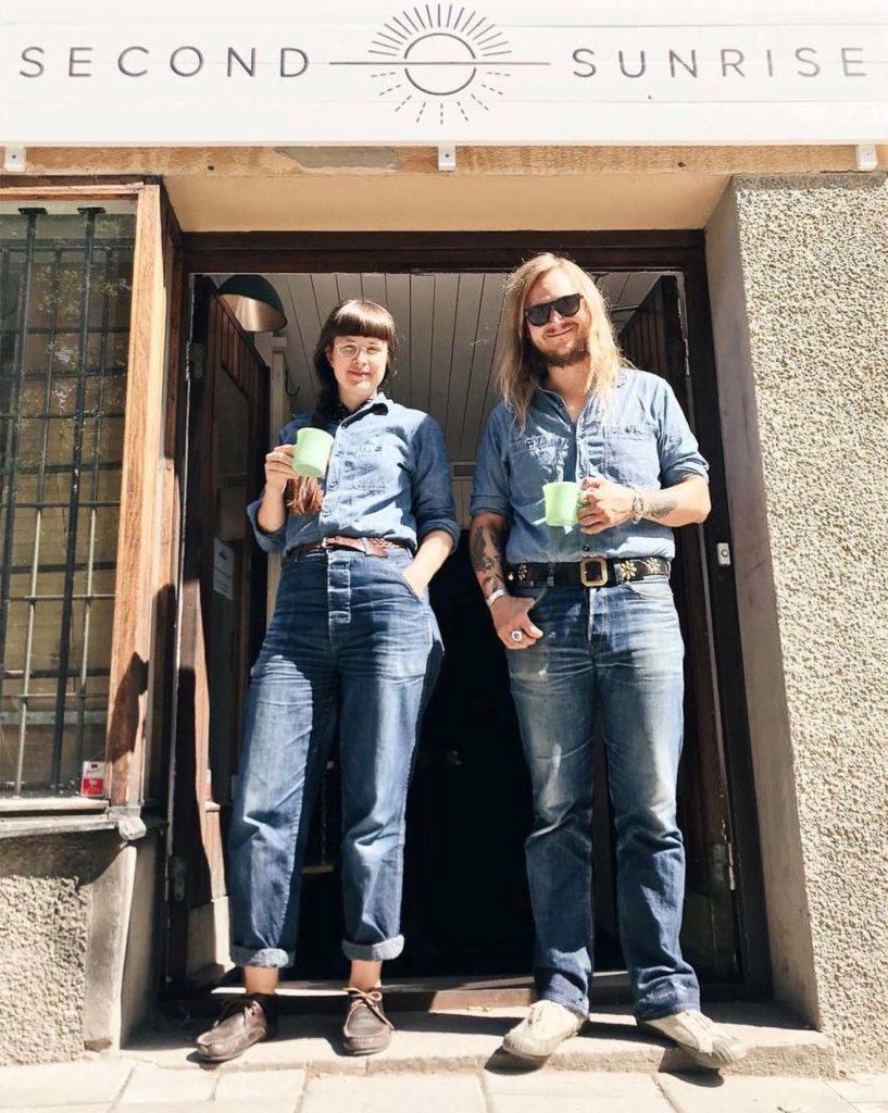 Denimhunters, store review, Second Sunrise, Denim Destination, Kerstin and Douglas,