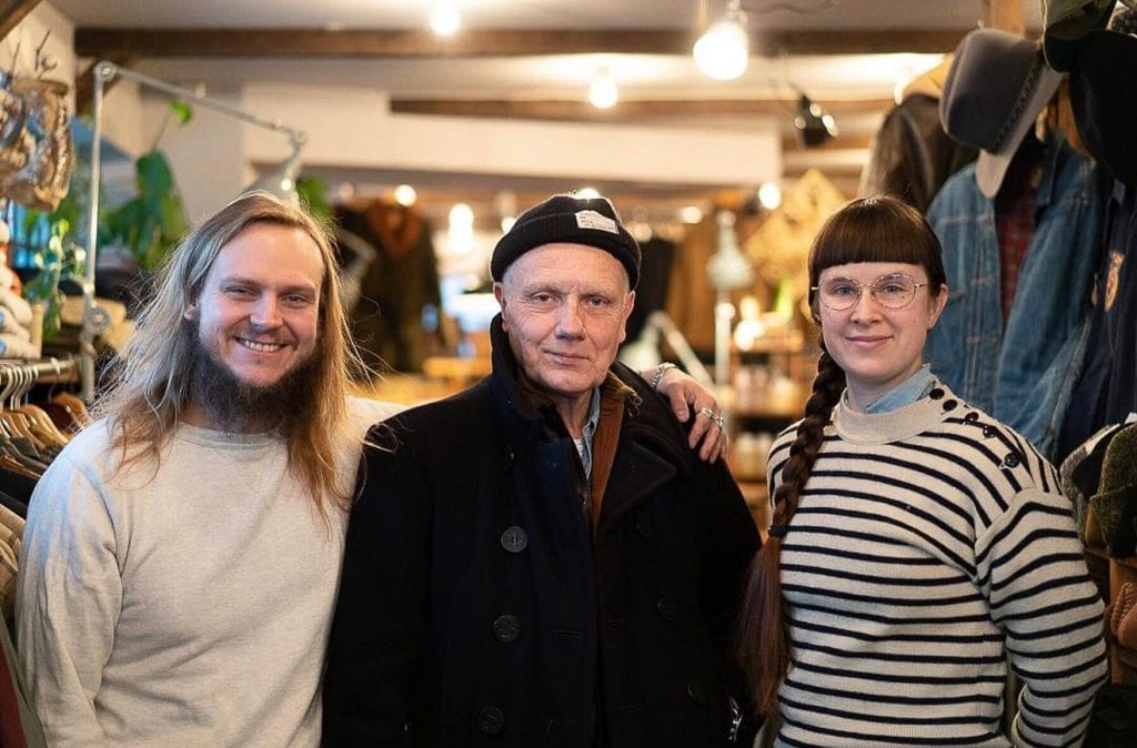Denimhunters, store review, Second Sunrise, Denim Destination, Svante Nybyggars, Urban Hippie,