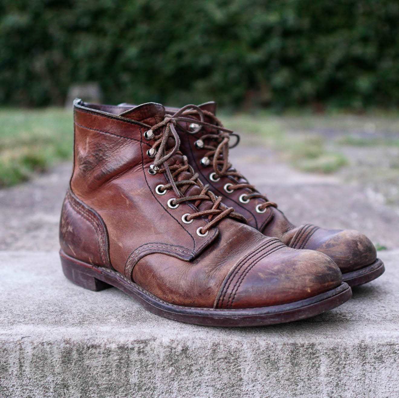 The Denim & Boots Podcast, podcast, iTunes, Apple Podcast, Red Wing, Red Wing Heritage, 8111, Iron Ranger, Amber Harness,