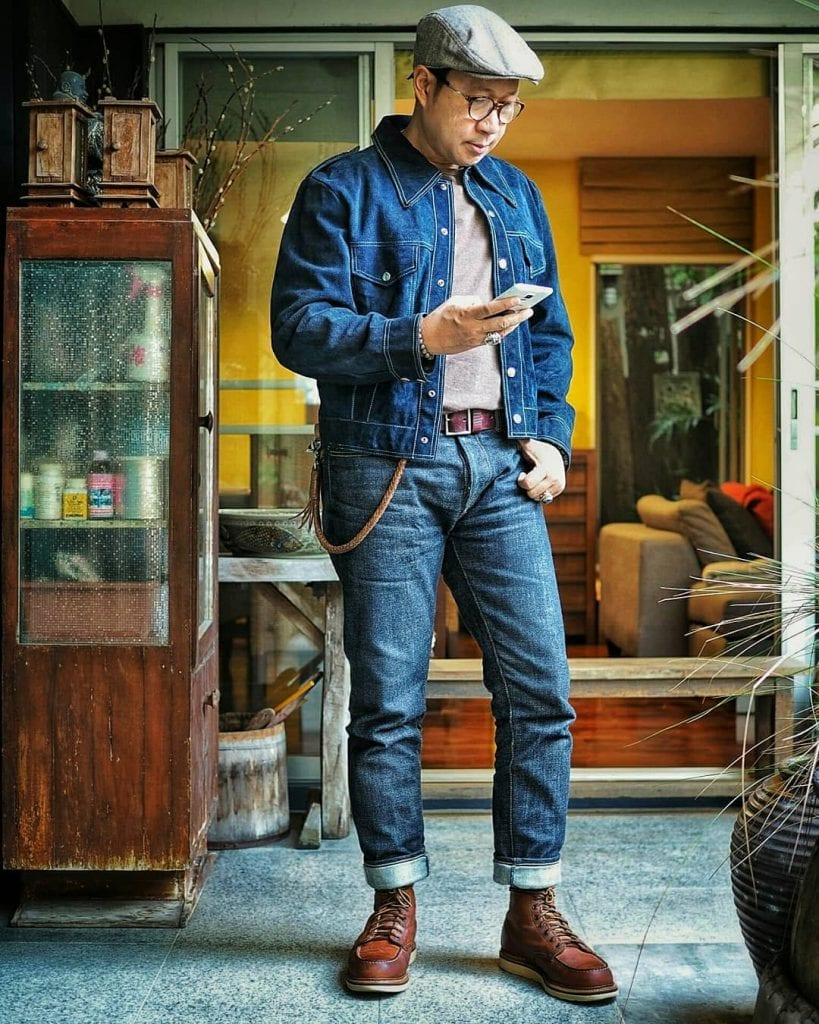Blue Blooded, Instagrammer, paronly, Denimhunters,
