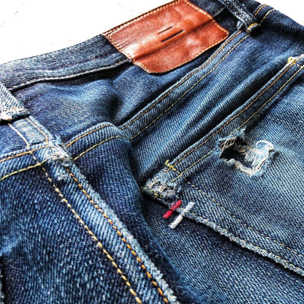 Tanuki jeans,
