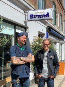 Brund, Sportswear International, Denimhunters, Brian Engblad, Henrik Brund, Peter Rerskov,