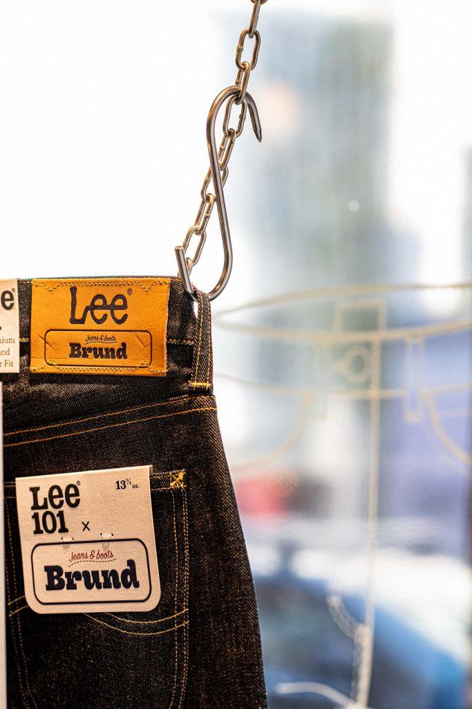 Brund, Sportswear International, Denimhunters, Brian Engblad, Lee 101,