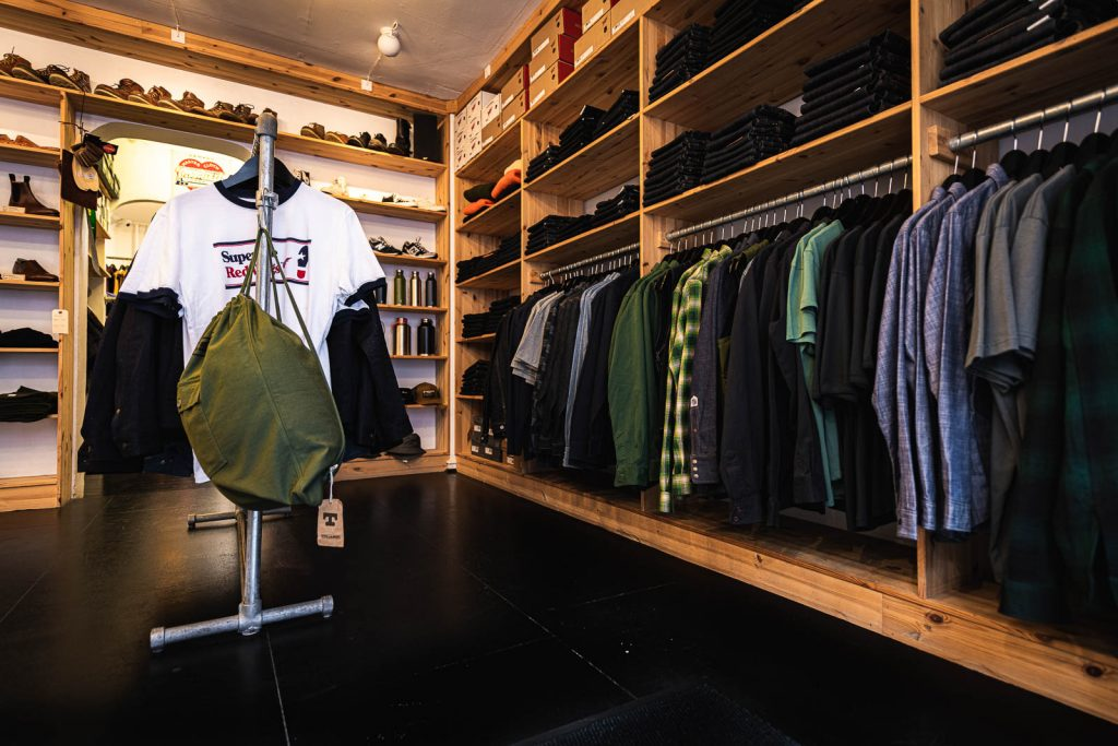 Brund, Sportswear International, Denimhunters, Brian Engblad,